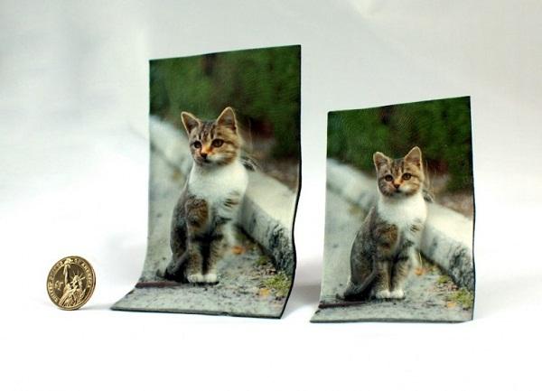 全新3d打印技术,变普通照片为3d浮雕
